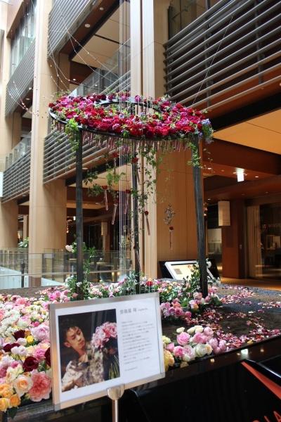 Flower-Art-Award2012-エキシビジョン作品『Beautiful-Life』出品001