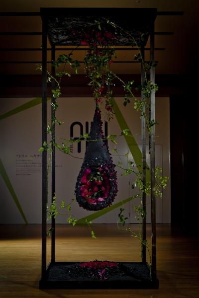 Flower-Art-Award2013-エキシビジョン作品『One-Life』出品001