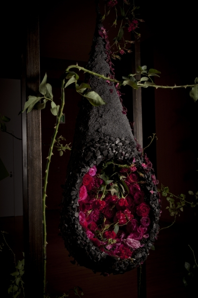Flower-Art-Award2013-エキシビジョン作品『One-Life』出品002