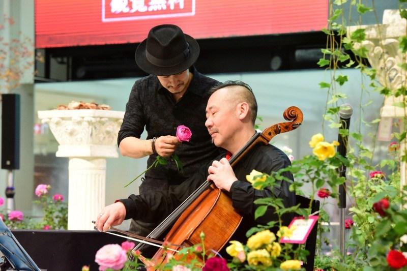 11.3-『Rose-Evangelist』feat.-四家卯大(cellist)レイチェル・チャン(J-WAVEナビゲーター) 01