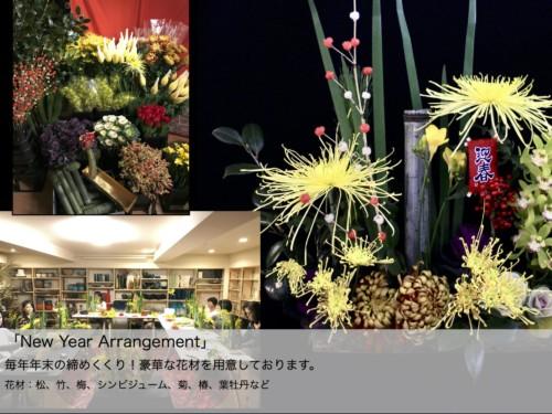 「New Year Arrangement」