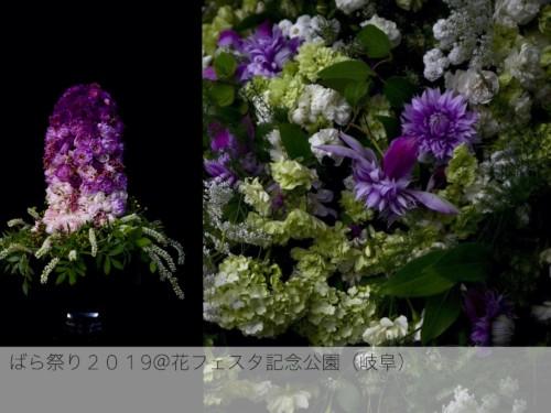 ばら祭り2019@花フェスタ記念公園(岐阜)